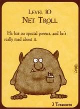 Sevgili troll…