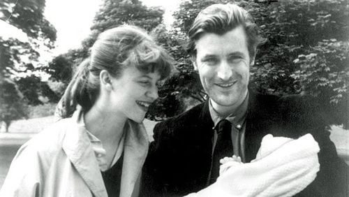 sylvia-plath-and-ted-hughes